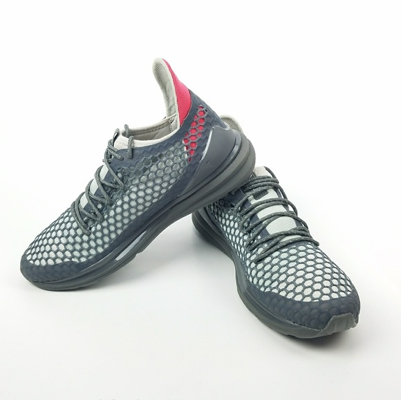 new product bf1dc 195e7 Puma Ignite Limitless Netfit Staple Mens Shoes